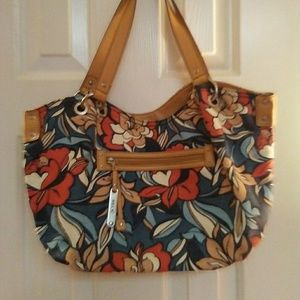 Relic Floral Hobo Bag